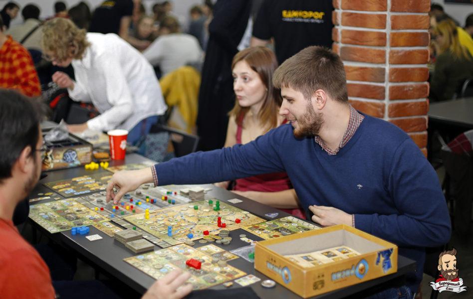 Игротека в Единороге