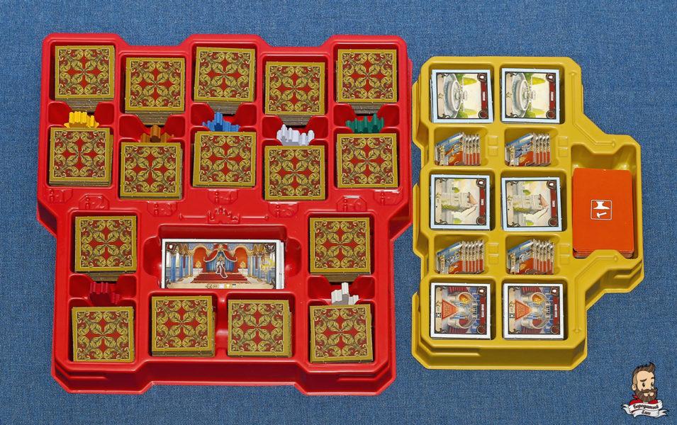 Органайзеры игры Between Two Castles of Mad King Ludwig