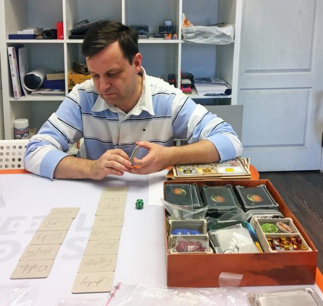 Андрей Григоренко, технический директор Meeple House