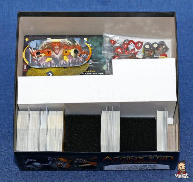Встроенный органайзер