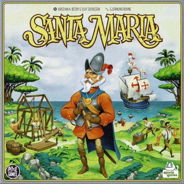 Санта-Мария (Santa Maria)