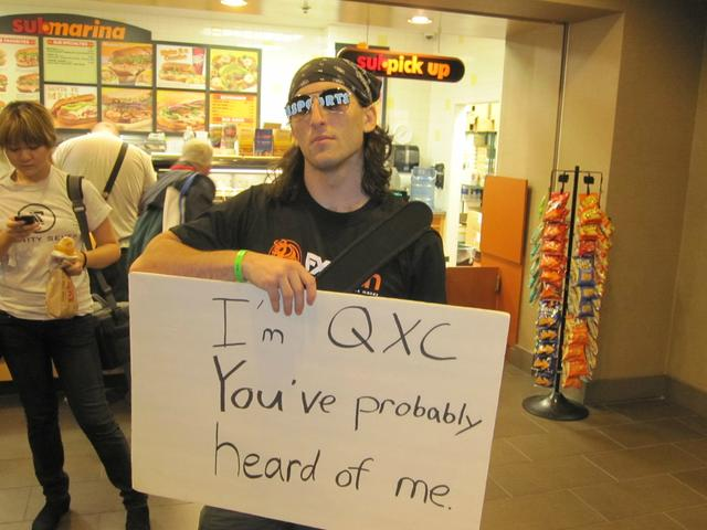 "Kevin ""qxc"" Riley"