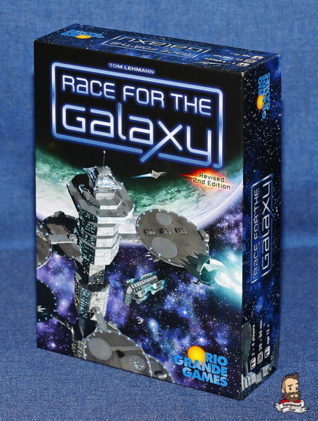 Race for the Galaxy 2nd edition
