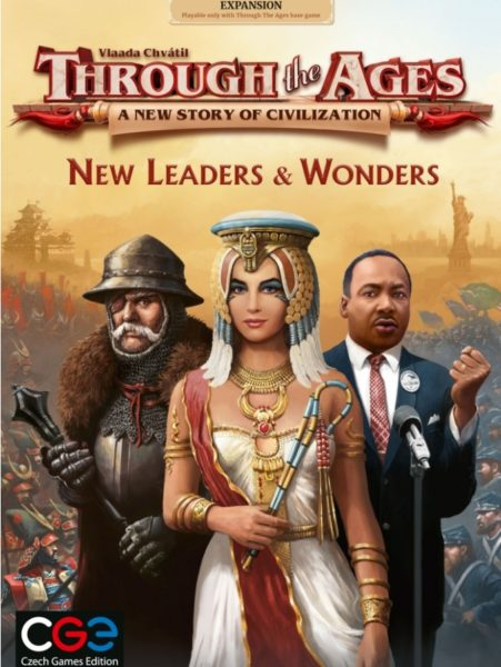 Through the Ages. New Leaders & Wonders