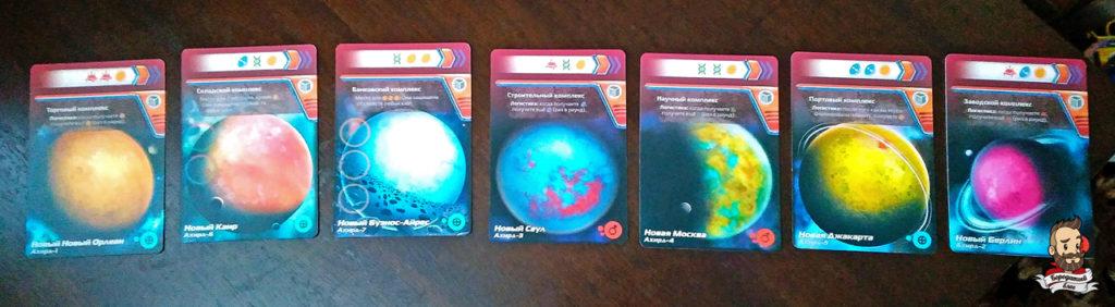 Планеты, которые предстоит колонизировать