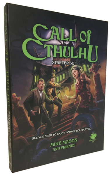 Call of Cthulhu rolelaying game
