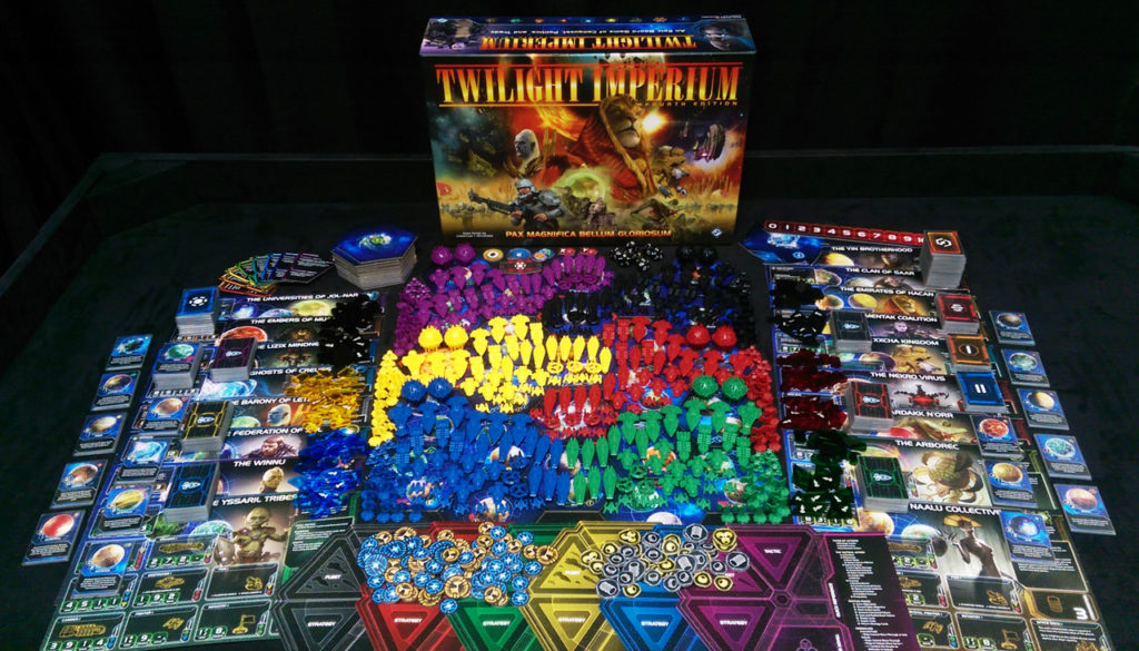 Сумерки империи (Twilight Imperium)