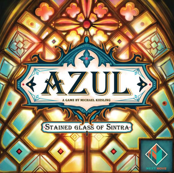 Коробка с игрой Азул: Витражи Синтры