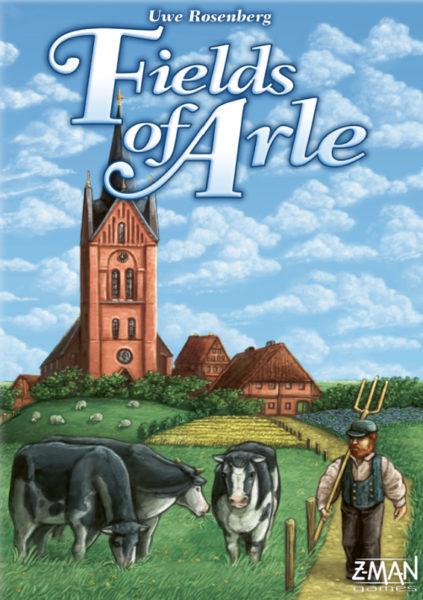 Коробка с игрой Fields of Arle