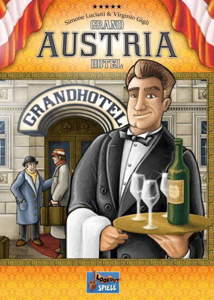 Коробка с игрой Гранд-отель Австрия