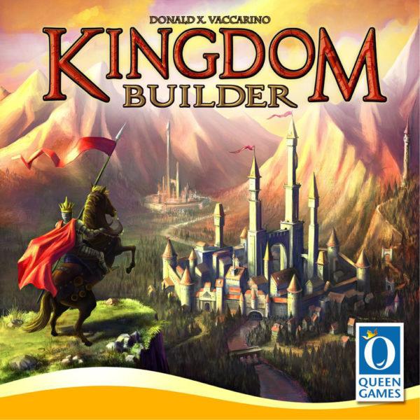 Коробка с игрой Kingdom Builder