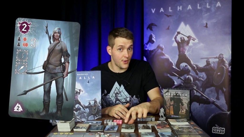 Лукаш Возняк представляет свою игру Вальхалла