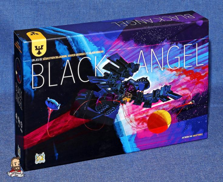 Коробка с игрой Black Angel (Черный Ангел)