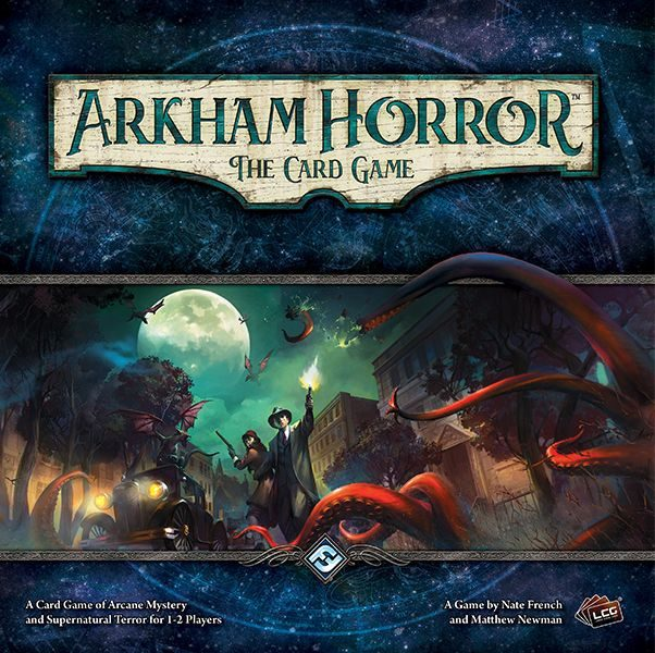 Ужас Аркхэма: Карточная игра (Arkham Horror: The Card Game)
