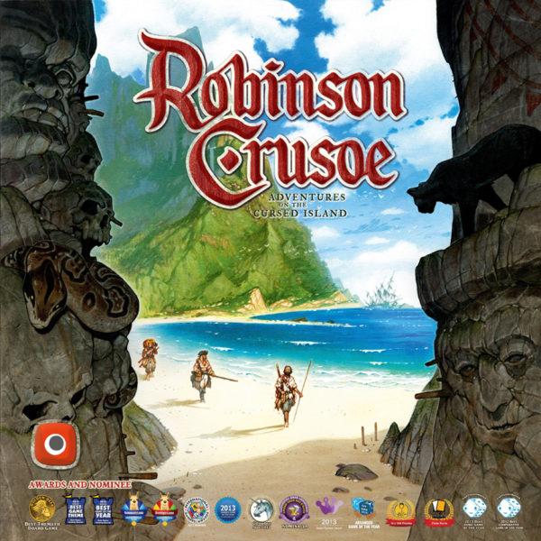 Робинзон Крузо. Приключения на таинственном острове (Robinson Crusoe: Adventures on the Cursed Island)