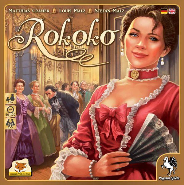 Рококо (Rococo)