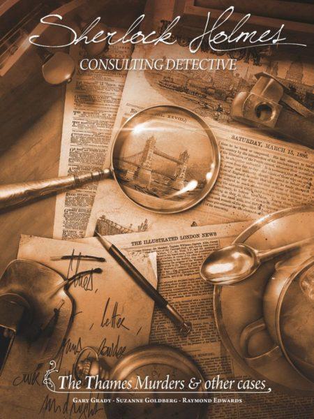 Шерлок Холмс детектив-консультант (Sherlock Holmes Consulting Detective)