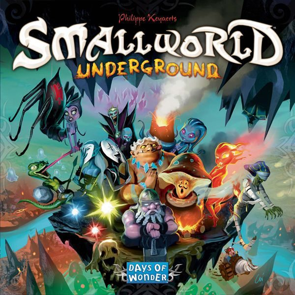 Маленький Мир: Подземный мир (Small World Undeground)
