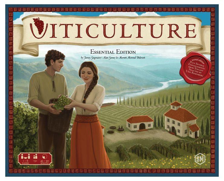 Виноделие. Полное издание (Viticulture. Essential Edition)