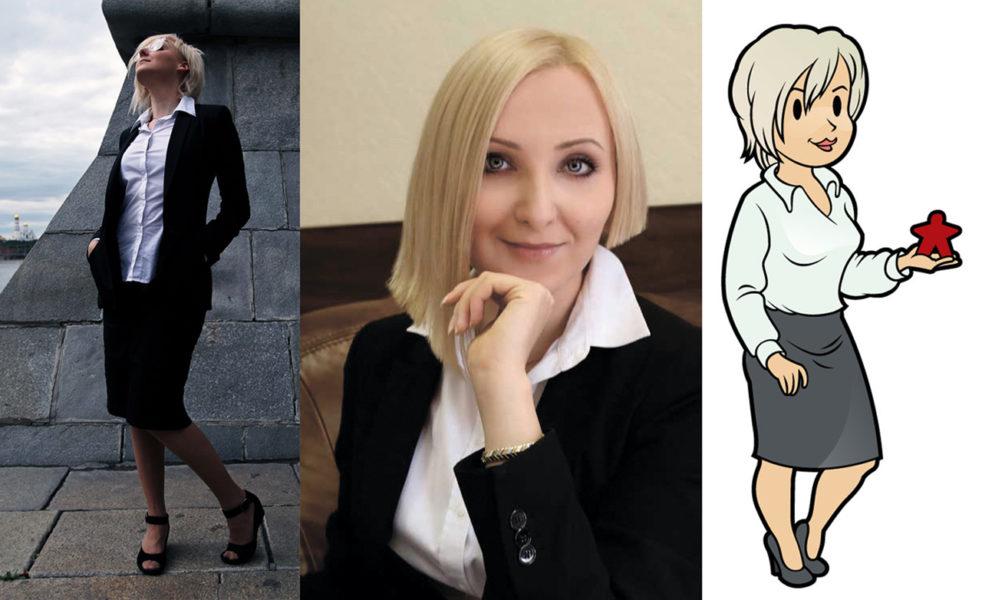 Анастасия Землянухина