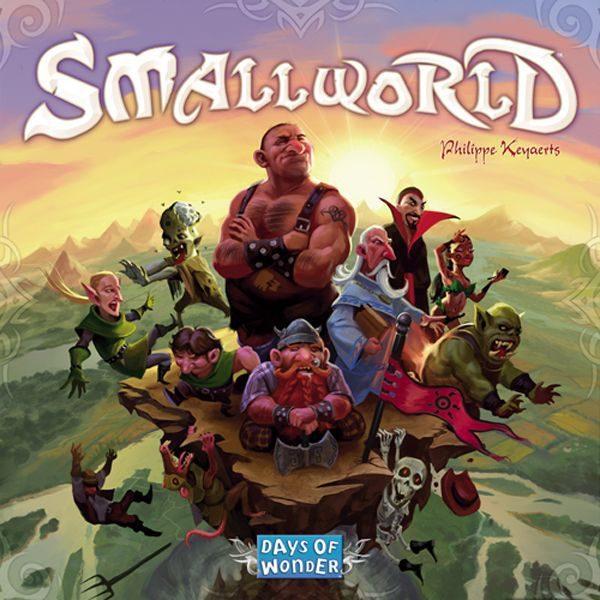 Коробка с игрой Маленький мир (Small World)