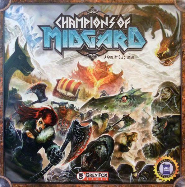 Champions of Midgard (Чемпионы Мидгарда)