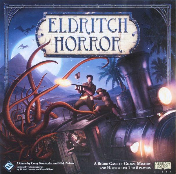 Древний ужас (Eldritch Horror)