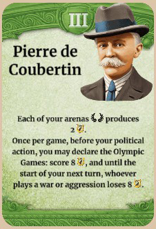 Пьер де Кубертен
