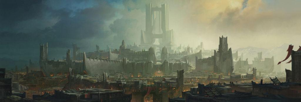 Noxus The Immortal Bastion