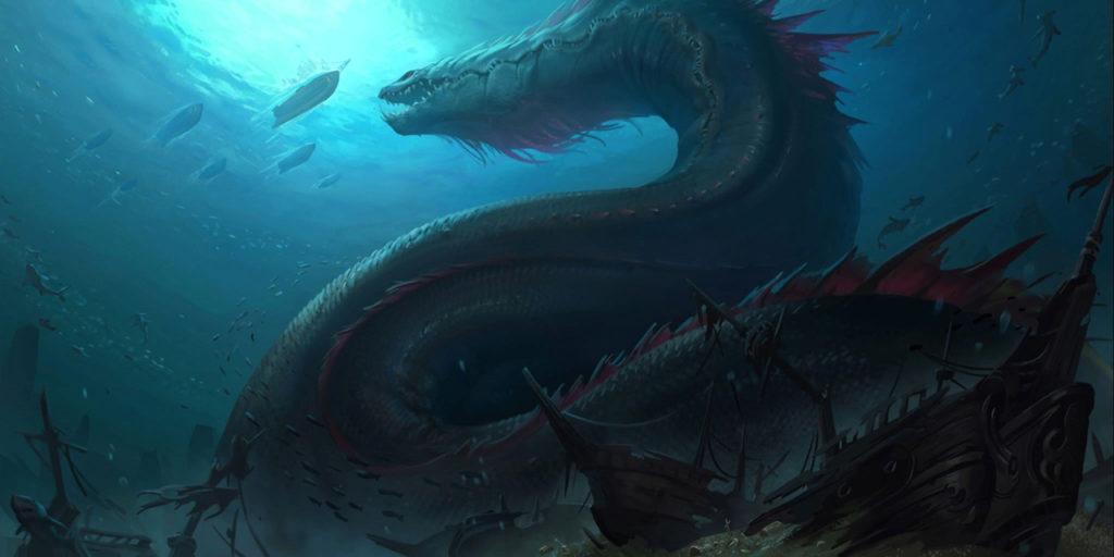 Страж затонувших кораблей