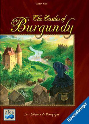 Замки Бургундии (Castles of Burgundy)