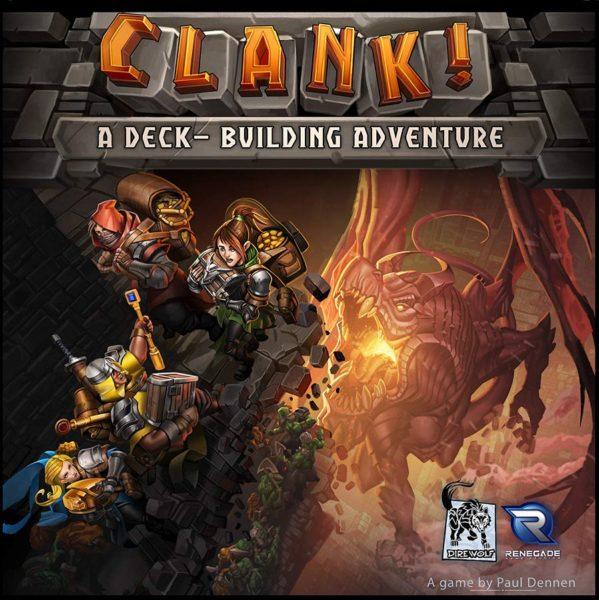 Кланк! (Clank!: A Deckbuilding Adventure)