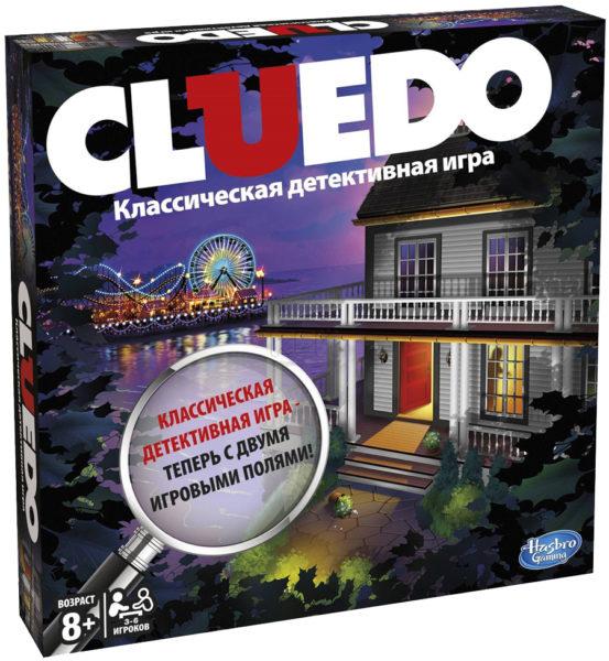 Клюэдо (Cluedo)