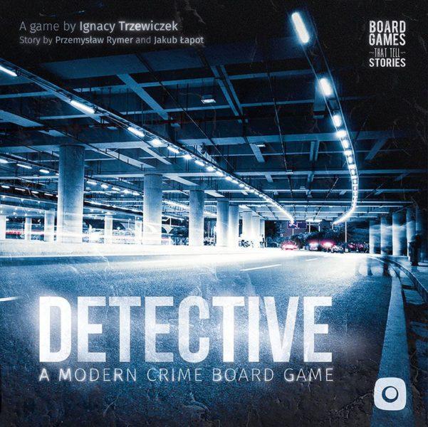 Детектив. Игра о современном расследовании (Detective)
