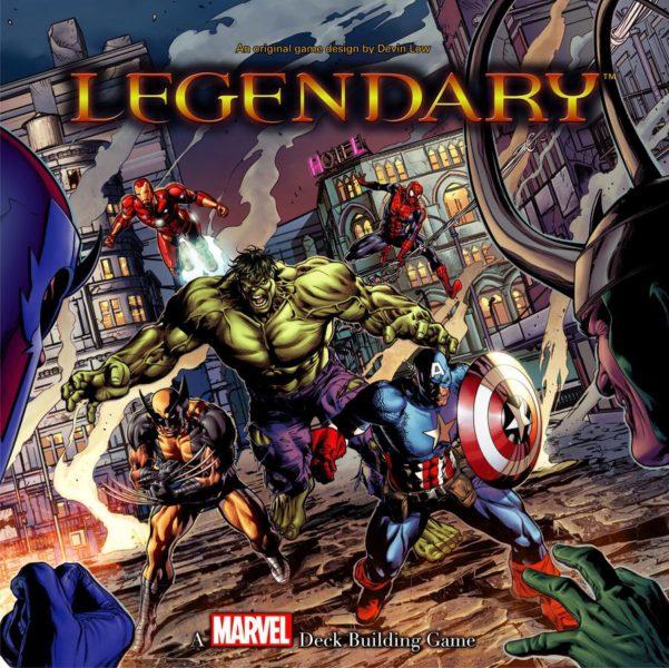 Legendary: A Marvel Deckbuilding Game