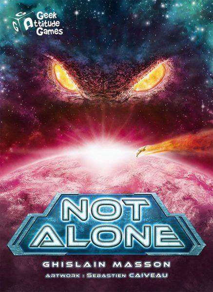 Чужая планета (Not Alone)