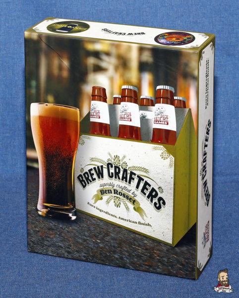 Коробка с игрой Brew Crafters