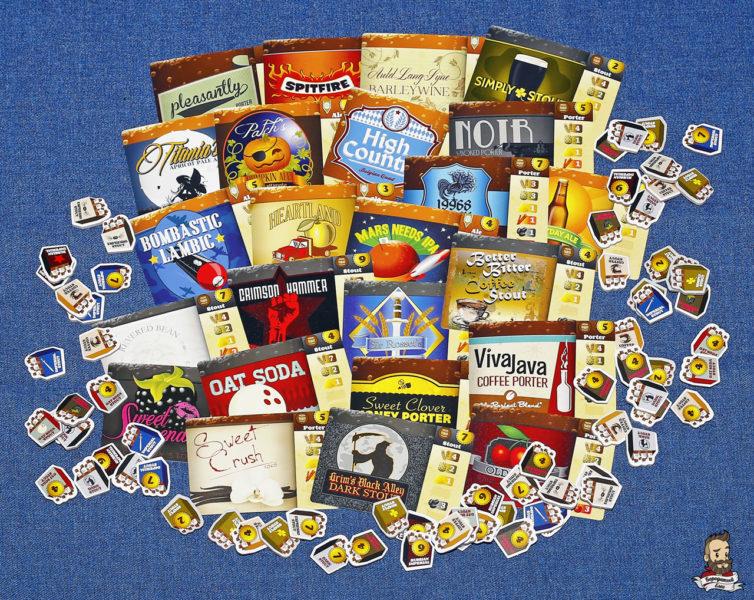 Игровые марки пива