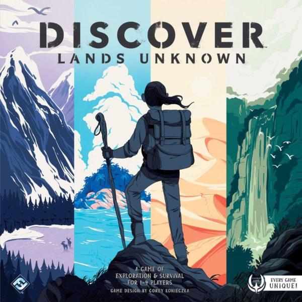 Остаться в живых: Неизведанные земли (Discover: Lands Unknown)