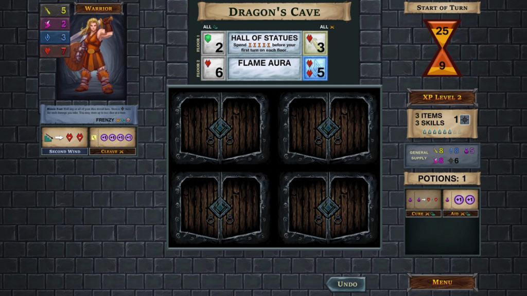 Двери подземелья
