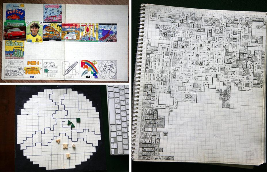 Прототипы игр Максима Истомина