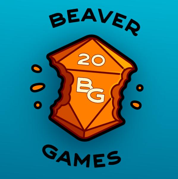 Новый логотип Beaver Games