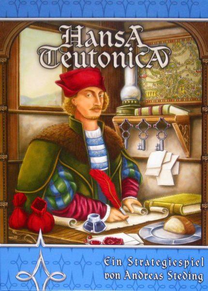 Hansa Teutonica (Ганзейский союз)