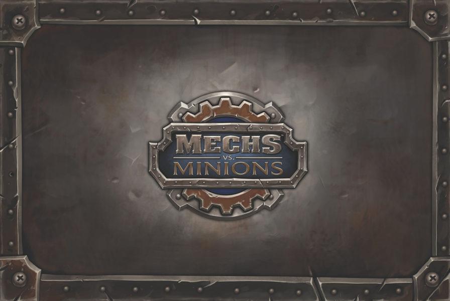 Mechs VS Minions (Мехи против миньонов)