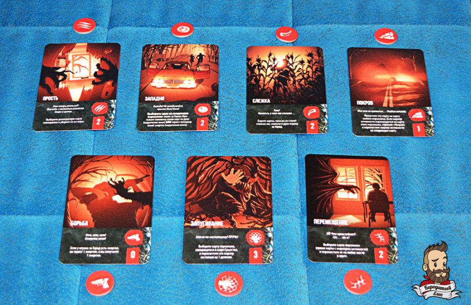 Красные карты