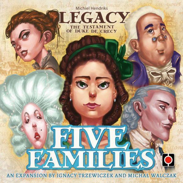 Дополнение Five Families